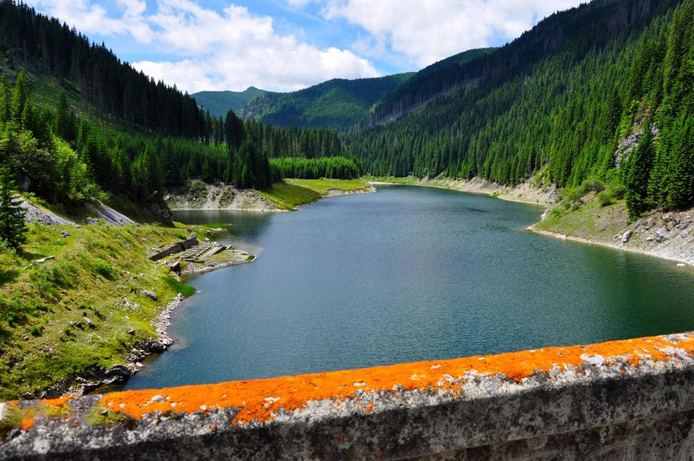www.casabucureasa.ro - atractii turistice - Baraj Galbenu