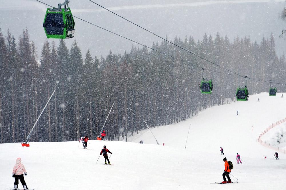 www.casabucureasa.ro - atractii turistice - Transalpina Ski Resort